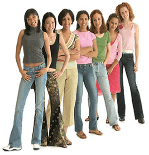 group of egg donors